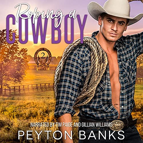 Roping a Cowboy cover art