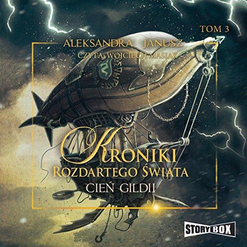 Cień Gildii audiobook cover art