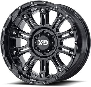 18x9 XD 829 Hoss 2 Gloss Black 6x139.7 Offset +00 Wheels Rims XD82989068300