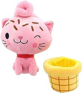 Underground Toys Kitty Cone Miyu Spinkles 7.5 Inch Plush