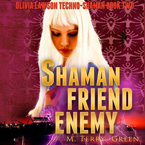 Shaman, Friend, Enemy cover art