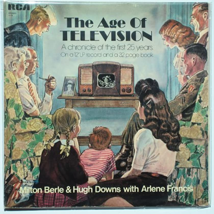 The Age of Television: A Chronicle of the first 25 Years