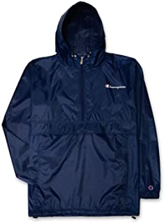 Champion Mens Big and Tall Packable Lightweight Anorak Jacket