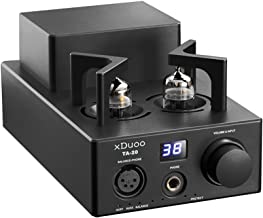 XDUOO TA-20 High Performance Balanced Tube Headphone Amplifier Power Amplifier Black