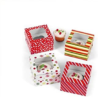 Best cupcake boxes for christmas Reviews
