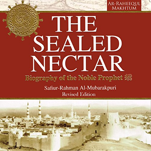 The Sealed Nectar audiobook cover art