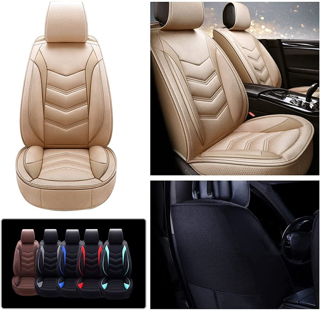 Handao-US Luxury Linen Car Seat Covers Outlander Safety and Ranking TOP16 trust Mitsubishi for