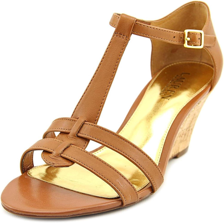 Lauren Ralph Lauren Women's Harleen Wedge Sandals