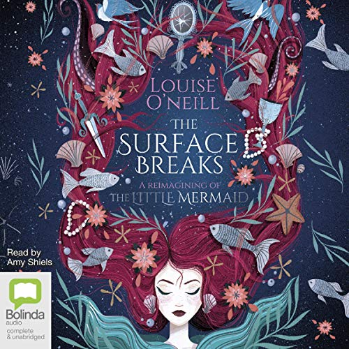 The Surface Breaks  By  cover art