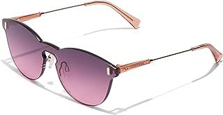 53.0 Unisex-Adulto Rosa Hawkers X Paula ECHEVARRIA-Air Pink Crystal Rose Gold One LS Occhiali da Sole