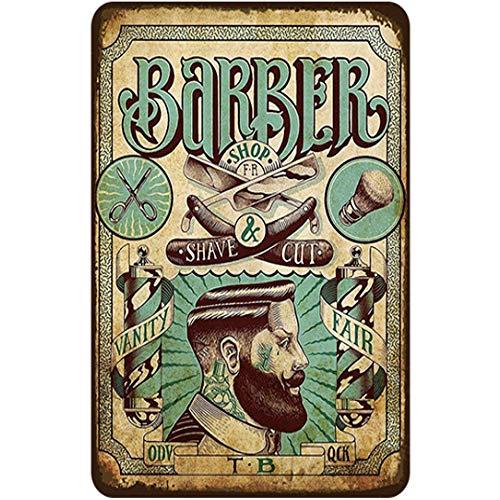 Poste Barbería marca