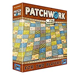 Top Board Games For Couples Patchwork