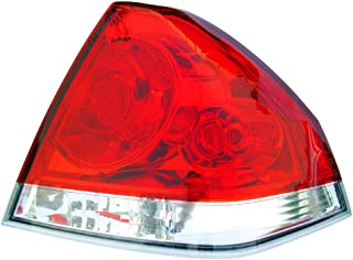 Best 2011 chevy impala tail light Reviews