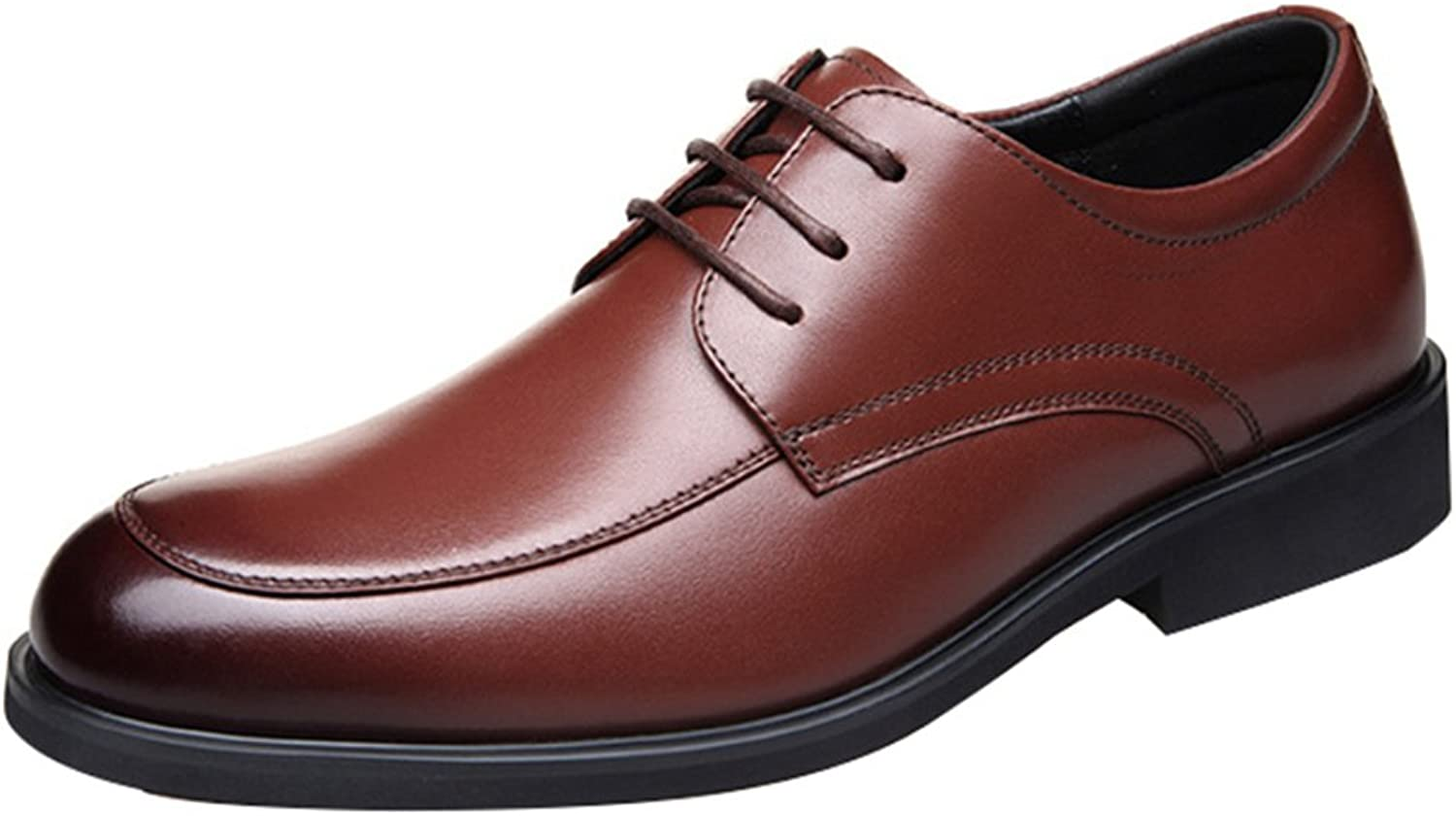 Men's Formal Leather shoes Business Casual Derby shoes