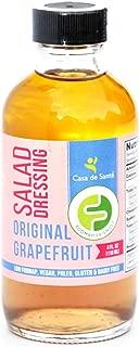 Low FODMAP Certified Salad Dressing (Grapefruit), AIP, Paleo & Vegan Diet - Casa De Sante