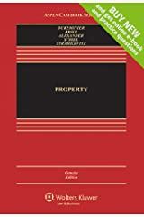 Property, Concise Edition [Connected Casebook] (Aspen Casebook Series) Hardcover
