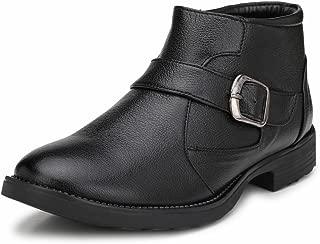 Mactree Men's PU Outdoor Boots 2814