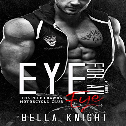 Eye for an Eye audiobook cover art