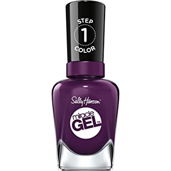 Sally Hansen Miracle Gel Nail Polish, Boho A-Go-Go, 0.5 Ounce