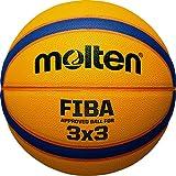 BALÓN MOLTEN B33T5000 Fiba Baloncesto, Amarillo, 6