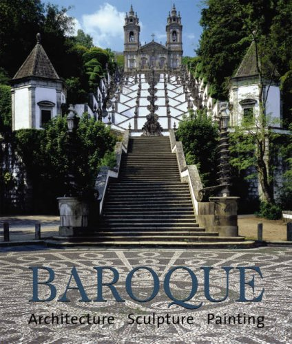 Baroque (Lct): Architecture, Sculpture, Painting