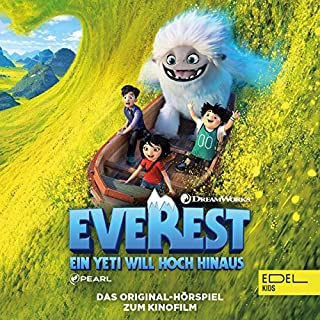 Everest - Ein Yeti will hoch hinaus. Das Original-Hörspiel zum Kinofilm Titelbild