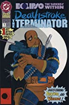 Deathstroke the Terminator Annual #1 VF/NM ; DC comic book