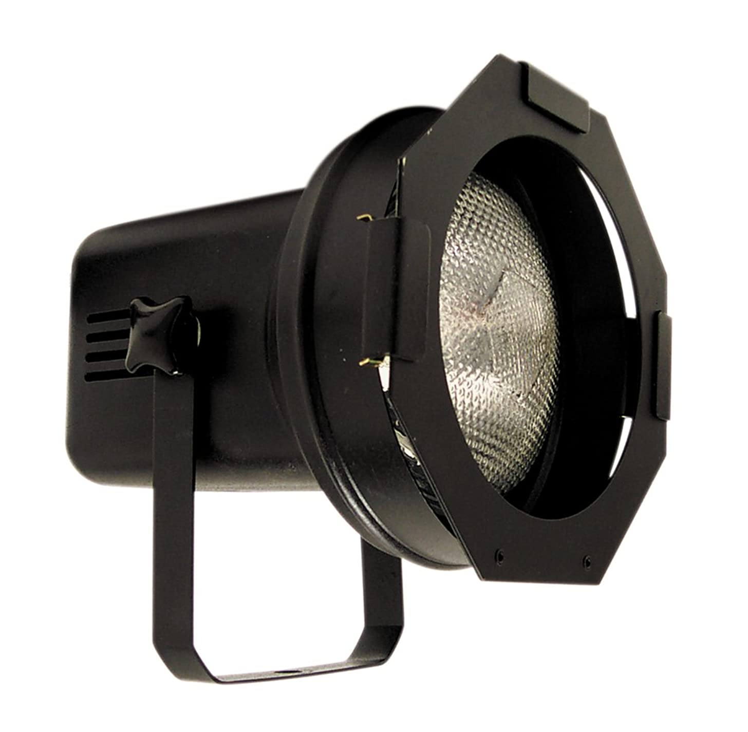 American Dj Par 38 Bl Par 38 Black Can With 150 Watt Flood Lamp