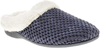 LOTUS Lucy Womens Slippers Navy
