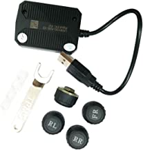 ATOTO AC-UTP1 USB TPMS Tire Pressure Monitoring Sensors System specified A6/A6Y Models (sensors Outside)