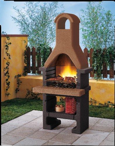PALAZZETTI Barbecue in Cemento PANTELLERIA 803003340