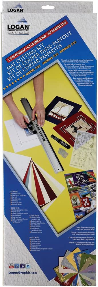 Logan Max 88% OFF Mat We OFFer at cheap prices Cutting Kit Multicolor