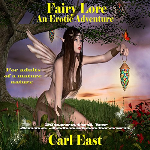 Fairy Lore audiobook cover art
