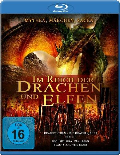 Im Reich der Drachen und Elfen [Blu-ray] [Collector's Edition]