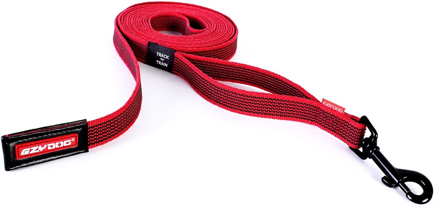 EzyDog Standard Coupler, 24 Inch, Red