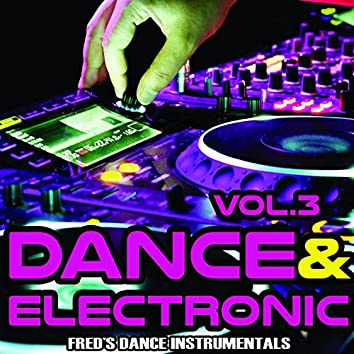 Dance & Electronic Instrumentals, Vol. 3