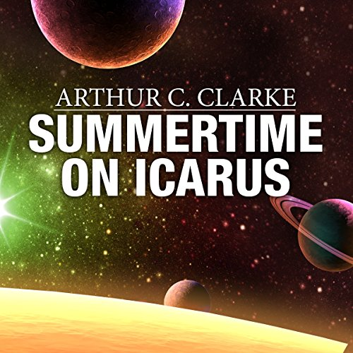 Summertime on Icarus cover art