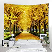 Natural Tree Tapestry 3D Digital Printing Wall Mounted Tapestry Home Decor Large Blankets 150x200cm