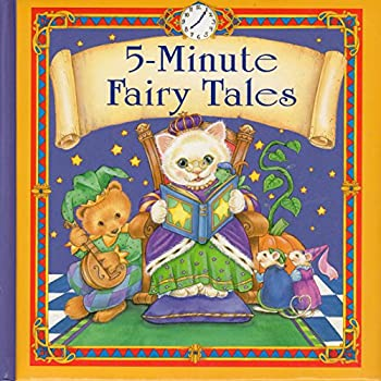 5-Minute Fairy Tales - Book  of the 5-Minute Stories