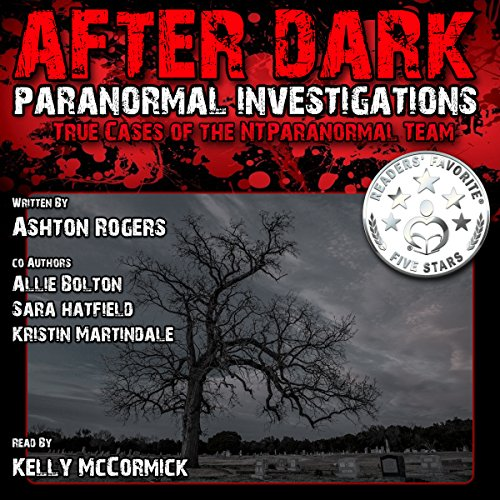 After Dark Paranormal Investigations audiobook cover art