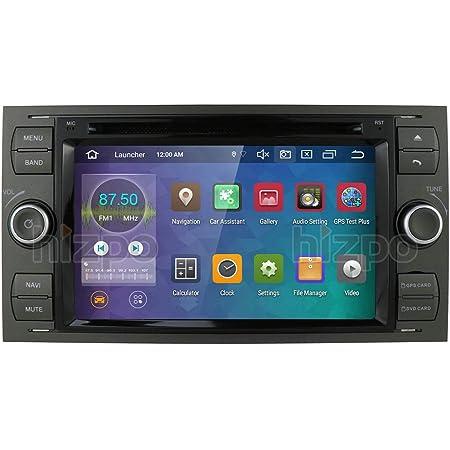 Hizpo Android 10 Os 7 Inch Touchscreen Dash Radio Elektronik
