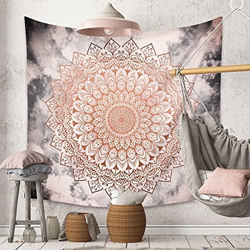 Bohemian Mandala Hippie Fabric Tapestry