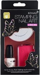 KONAD Nail Art Stamping Set (Stamping Set)