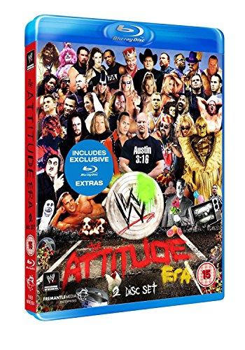WWE: The Attitude Era [Blu-ray] [UK Import]