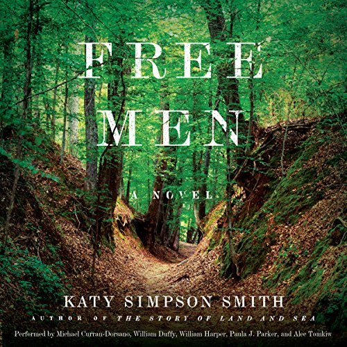 Free Men audiobook cover art