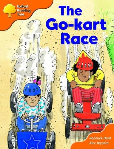 Oxford Reading Tree: Stage 6: More Storybooks: The Go-Kart Race: Pack Aの詳細を見る