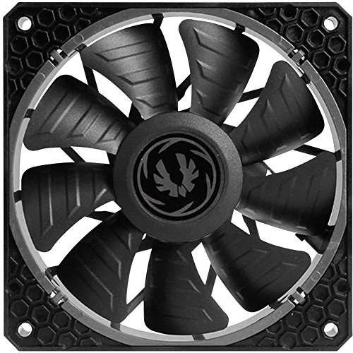 BITFENIX Spectre Pro All Black 120mm, Ventilatore, Computer case, 12 cm, Nero, 0,11A, 12V