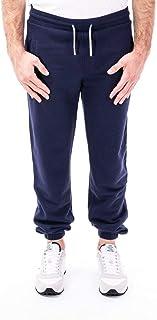 Luxury Fashion   Sun 68 Men F3012407 Blue Cotton Joggers   Spring-summer 20