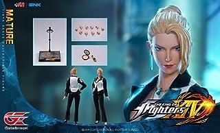 【Tbmodel 】Genesis 1/6 フィギュア用 Mature 素体 ヘッド 服セット SNK KOF14 アクションフィギュア King of Fighters