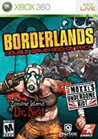 Borderlands: Double Game Add-On Pack (輸入版:アジア) - Xbox360